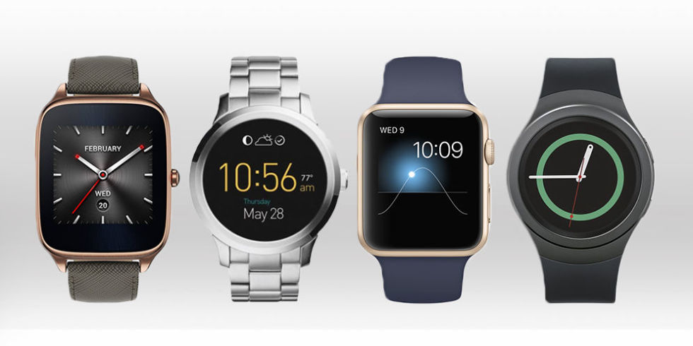 Top 5 best Smartwatches you can buy in 2016